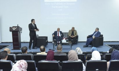 College of Education organizes a workshop on publishing in Scopus